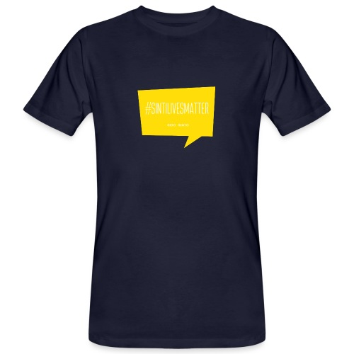 Sinti Lives Matter - Men's Organic T-Shirt