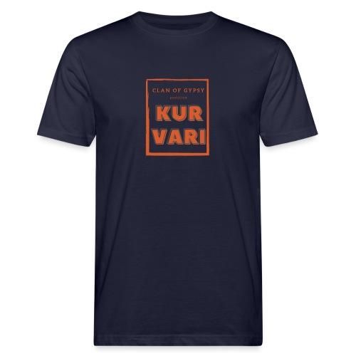 Clan of Gypsy - Position - Kurvari - Männer Bio-T-Shirt