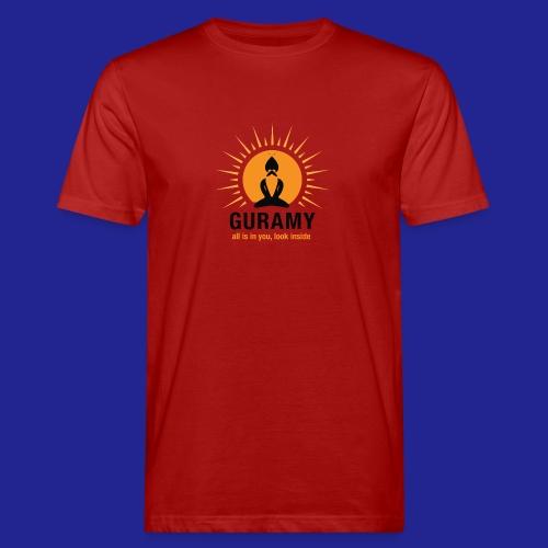 final nero con scritta - Men's Organic T-Shirt
