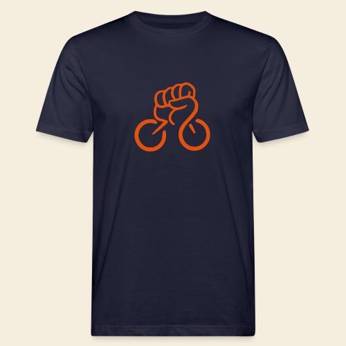 Critical Mass - Männer Bio-T-Shirt