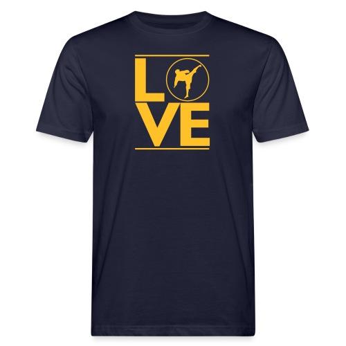 Love karate - T-shirt bio Homme