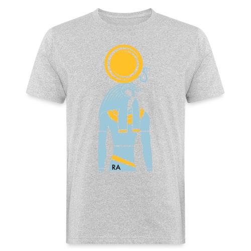 RA – Sonnengott - Männer Bio-T-Shirt