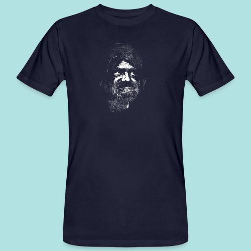 Old Guy, Eyes Open. - Men's Organic T-Shirt