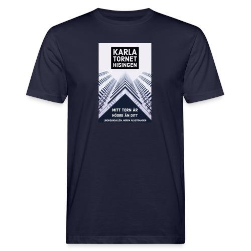 Karlatornet - Ekologisk T-shirt herr