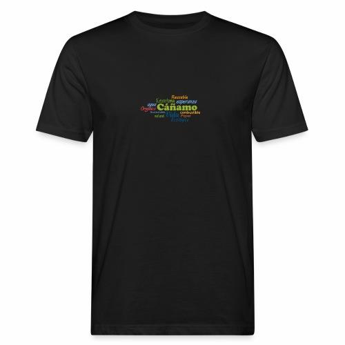 Cáñamo Sustentable - Camiseta ecológica hombre