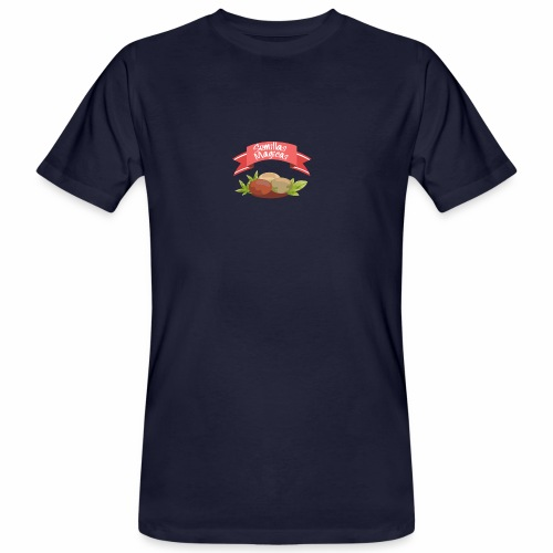 Semillas Mágicas (Cáñamo. Marijuana.) - Camiseta ecológica hombre