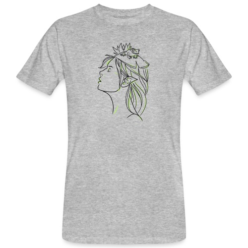 FILLE GRENOUILLE - T-shirt bio Homme