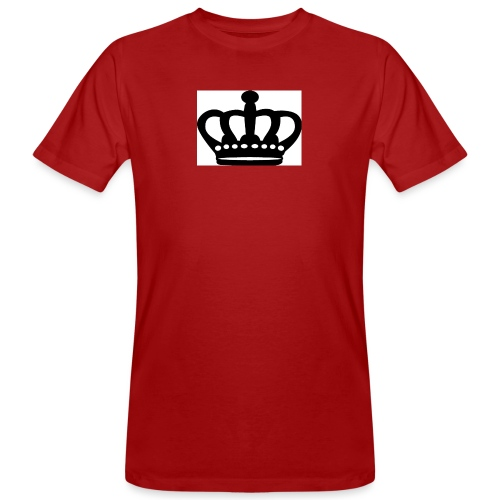 kroon - Mannen Bio-T-shirt