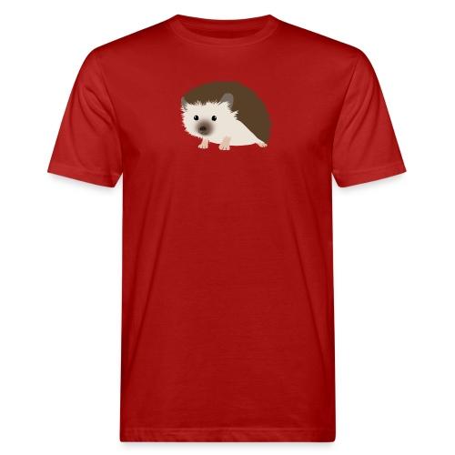 Siili - Miesten luonnonmukainen t-paita