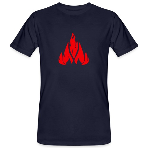 fire - Men's Organic T-Shirt