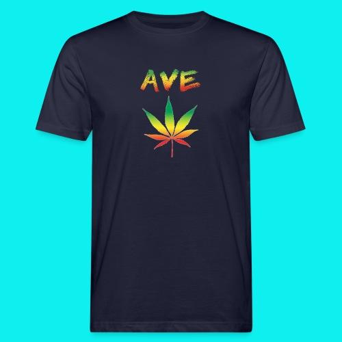 AveMarija - T-shirt ecologica da uomo