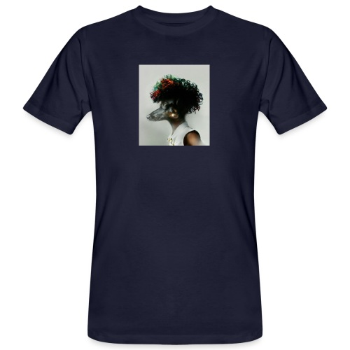 pini punk - Ekologiczna koszulka męska