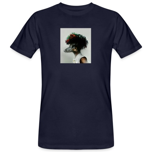 pini punk - Männer Bio-T-Shirt