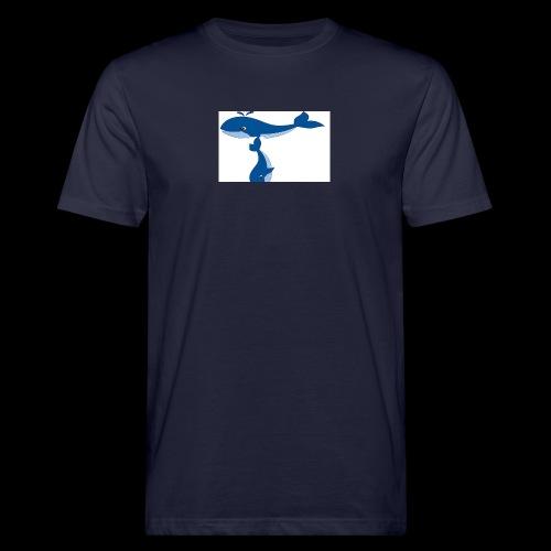 whale t - Men's Organic T-Shirt