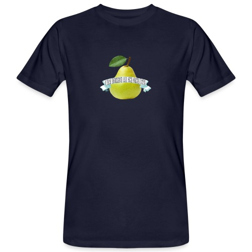 I EAT STICKERS ALL THE TIME DUDE Shirt - Men's Organic T-Shirt