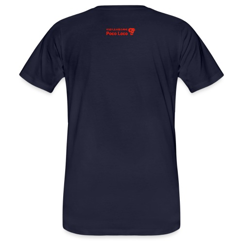 poco loco creations - Men's Organic T-Shirt