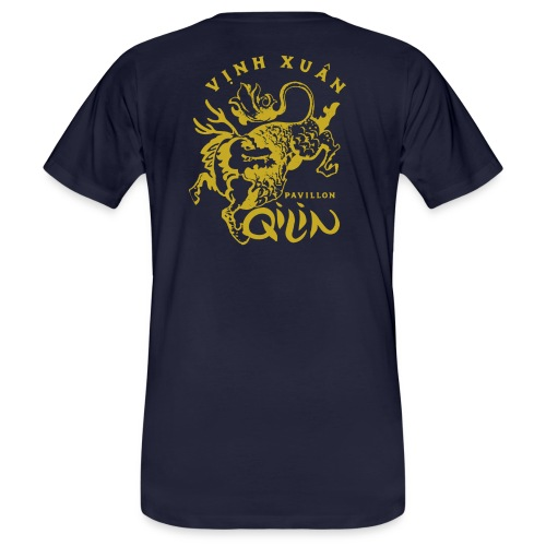 Club pavillon Qilin - T-shirt bio Homme