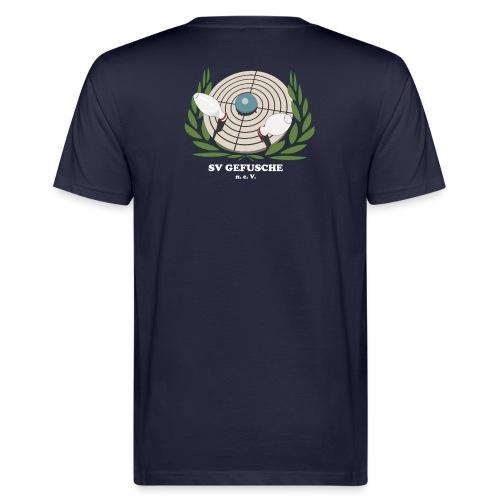 SVG - Abteilung Kegelei - Logo - Männer Bio-T-Shirt