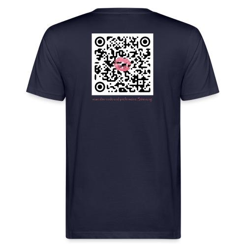 Stimmungsbarometer - Männer Bio-T-Shirt