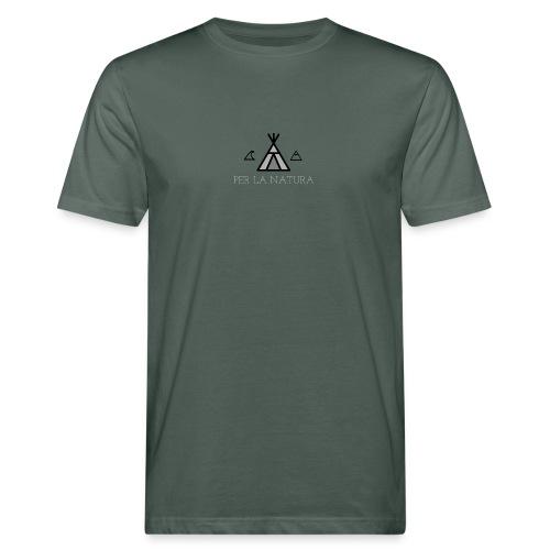PER LA NATURA - T-shirt bio Homme