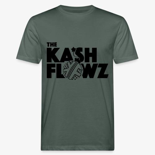 The Kash Flowz Official Bomb Black - T-shirt bio Homme