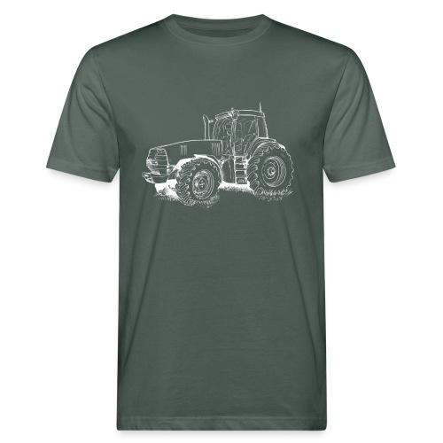 Trecker - Männer Bio-T-Shirt
