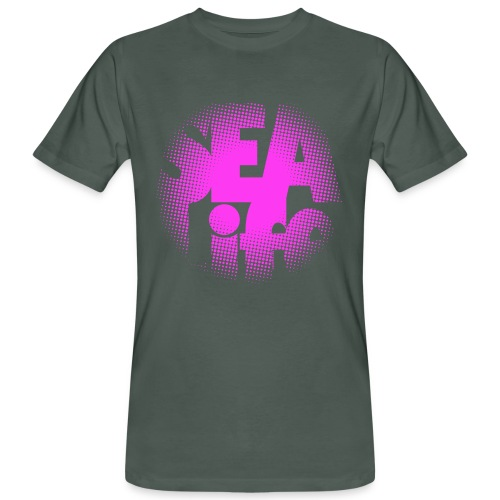 Sealife surfing tees, clothes and gifts FP24R01B - Miesten luonnonmukainen t-paita