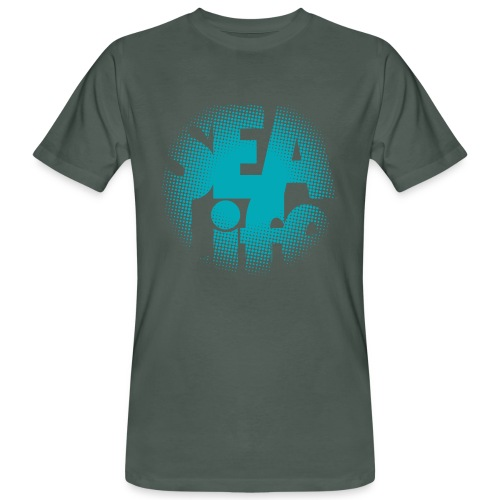 Sealife surfing tees, clothes and gifts FP24R01A - Miesten luonnonmukainen t-paita