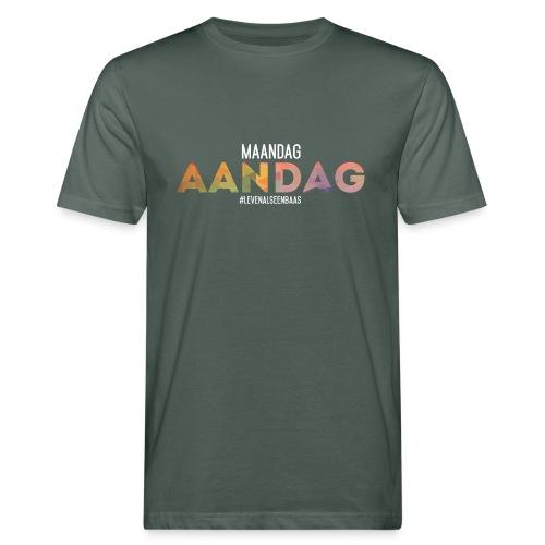 AANdag - Mannen Bio-T-shirt