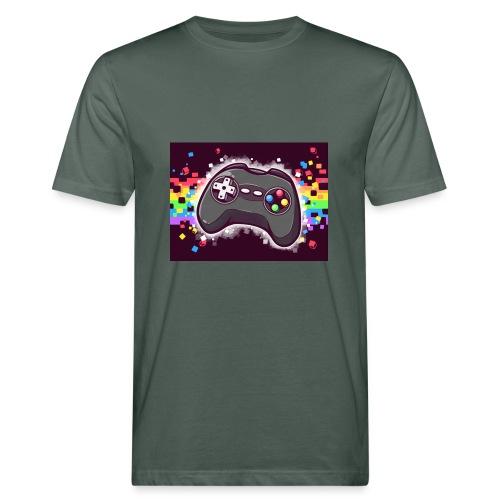 Gaming controller - Männer Bio-T-Shirt