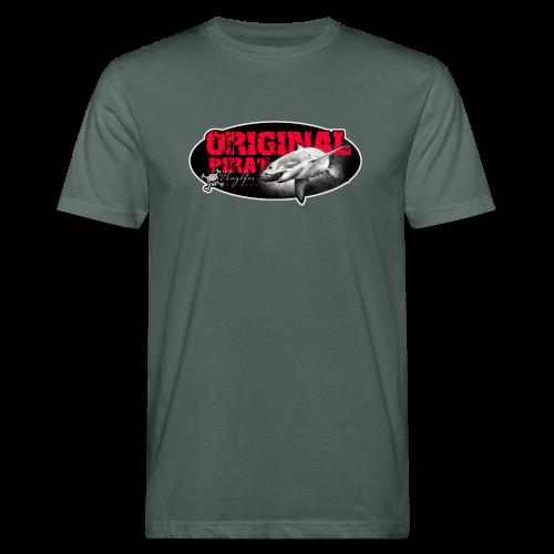 Originalpirat 2018 - Männer Bio-T-Shirt