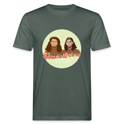 Simon och Petrus fikar - Ekologisk T-shirt herr