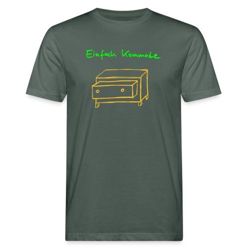 Einfach Kommode - Männer Bio-T-Shirt