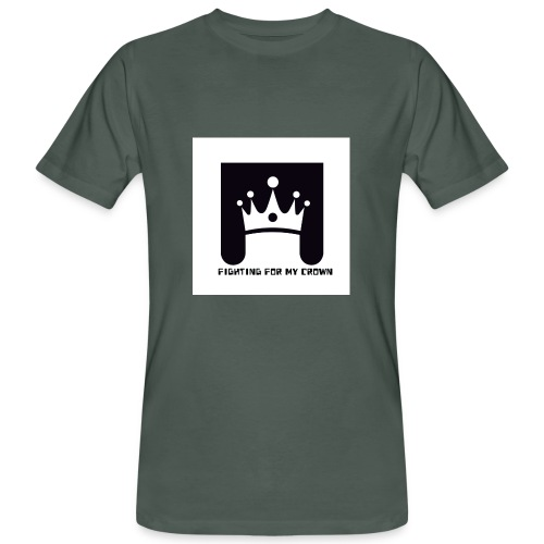 Crown - Men's Organic T-Shirt