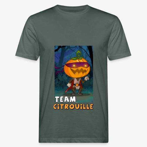 citrouille - T-shirt bio Homme