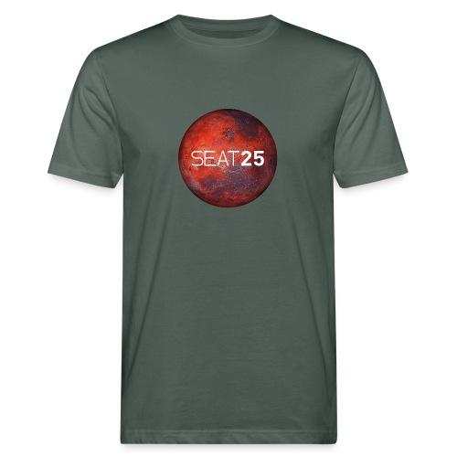 Mars and Logo - Men's Organic T-Shirt