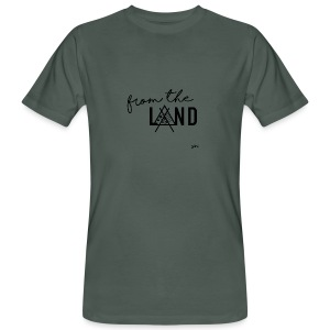 FROM THE LAND // AWEN - Men's Organic T-shirt