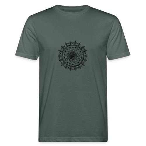 CircularOrnament25-800px - T-shirt ecologica da uomo