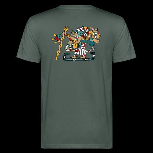 Reisender - Männer Bio-T-Shirt