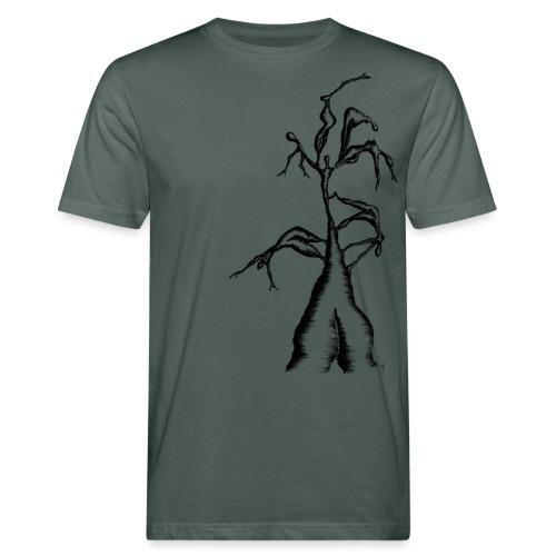 Die Zerrissenheit - Männer Bio-T-Shirt