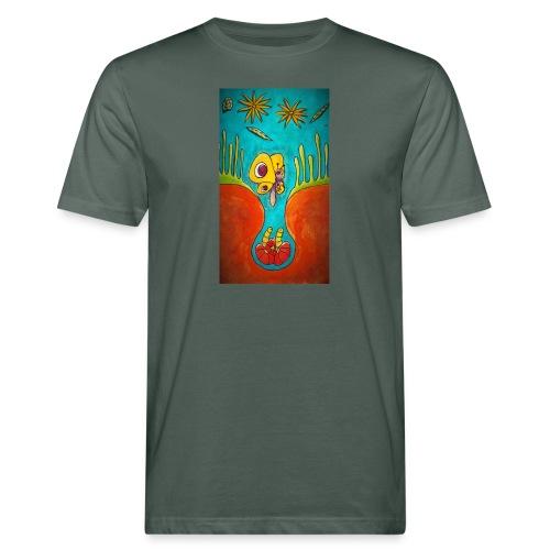 Kotelo - Miesten luonnonmukainen t-paita