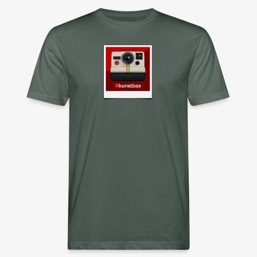 kunstbox pol - Männer Bio-T-Shirt