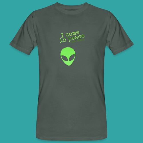 Alien beers - Men's Organic T-Shirt