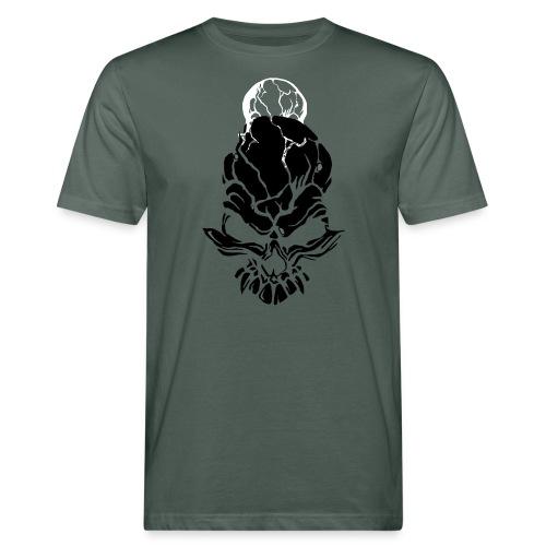 F noize fronte png - Men's Organic T-Shirt