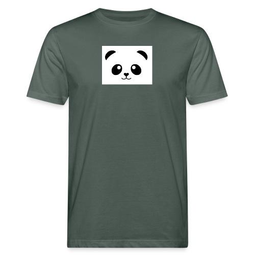 pandi - Männer Bio-T-Shirt