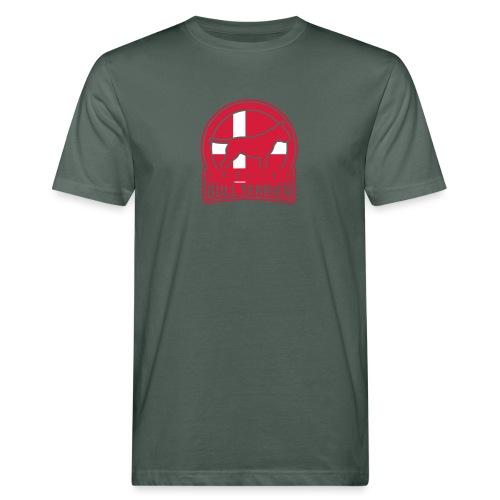 BULL TERRIER Denmark DANSK - Männer Bio-T-Shirt