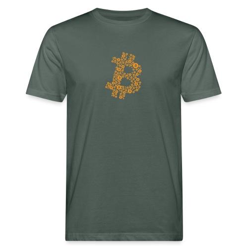 BTC design - T-shirt bio Homme