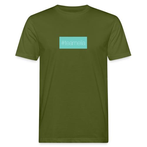 #teamelia - Männer Bio-T-Shirt