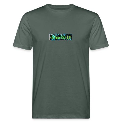 Schachti Produkte - Männer Bio-T-Shirt