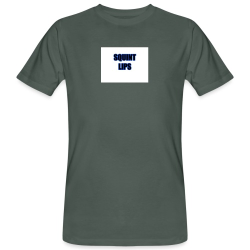 Squint Lips Merch - Men's Organic T-Shirt